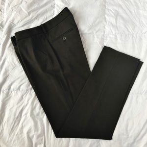 Michael Kors Collection NWOT Chocolate Trousers